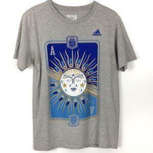 Adidas Metallic Soccer AFA Ultima Padada La Gloria